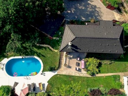 Riverside Pool Villa Novi Sad